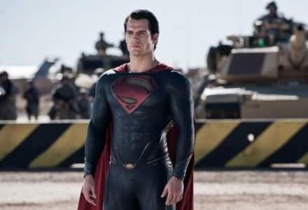 Man of Steel: Eroul, cel mai vizionat film la cinematografele romanesti in weekend