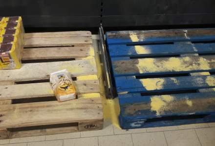 REPORTAJ| Românii continuă să își facă provizii și golesc rafturile cu alimente de bază din magazinele din București de teama CORONAVIRUSULUI