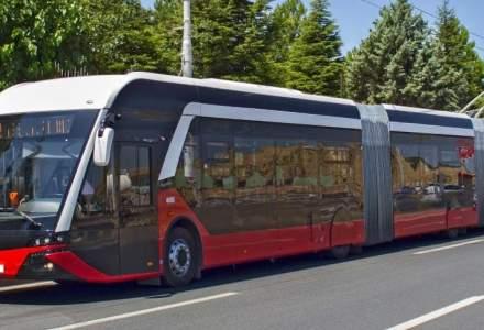 Capitala va avea și troleibuze din Turcia, după autobuzele turcoaz. Curtea de Apel Bucureşti a respins contestaţia polonezilor de la Solaris