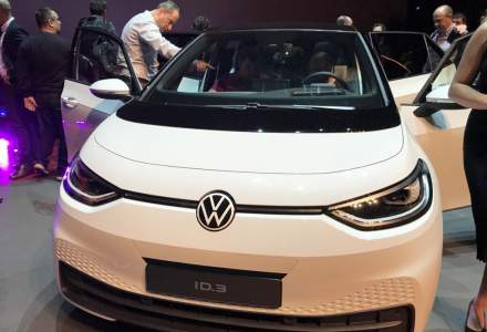 Problemele de software ale VW ID.3 amenință lansarea din vară