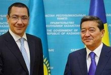 Trecem de partea kazahilor? Ponta primeste o propunere de livrare a gazelor dupa esecul Nabucco