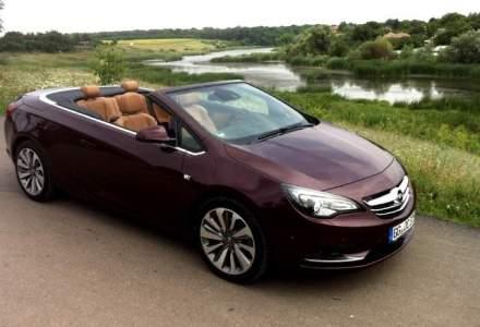 Test Drive Wall-Street: Opel Cascada, sunetul naturii