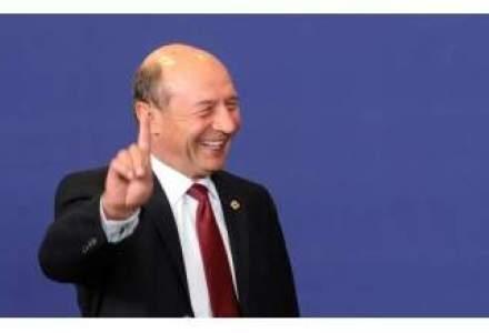 Basescu: Ma astept sa aderam la Schengen in aprilie 2014