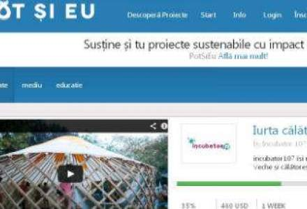 PotSiEu.ro, prima platforma de crowdfunding pentru proiecte de antreprenoriat social din Romania