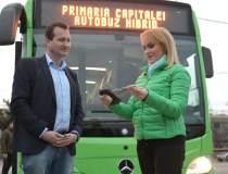 FOTO | Primul autobuz hibrid...