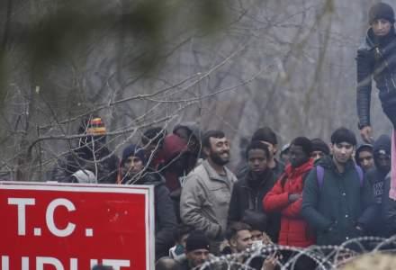 Turcia susţine că peste 75.000 de imigranţi au intrat în UE; Grecia şi Bulgaria nu au raportat un număr atât de mare de sosiri