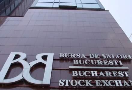Capitalizarea Bursei de Valori la Bucureşti a scăzut cu peste 20,6 mld. lei în această săptămână din cauza epidemiei de coronavirus