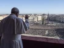 Papa Francisc, prima apariție...
