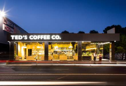 Rețeaua de cafenele TED'S Coffee Co estimează o cifră de afaceri de 5 milioane de euro, în 2020