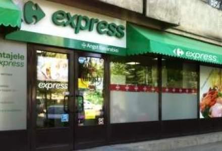 Carrefour extinde franciza Express in afara Capitalei prin preluarea a 2 retaileri locali