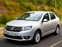 Dacia, cea mai mare crestere...