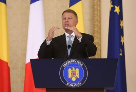 Iohannis critică activitatea MAI la festivitatea de bilanț: A demonstrat o serie de deficiențe