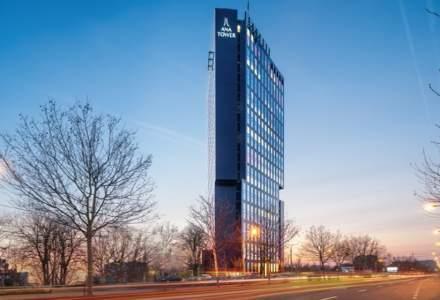 """ANA Tower: cum arată """"zgârie-norul"""" de 25 de etaje construit de omul de afaceri Gheorghe Copos în viitorul """"City"""" bucureștean"""