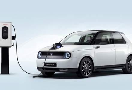 Românii vor putea comanda primul model electric al Honda