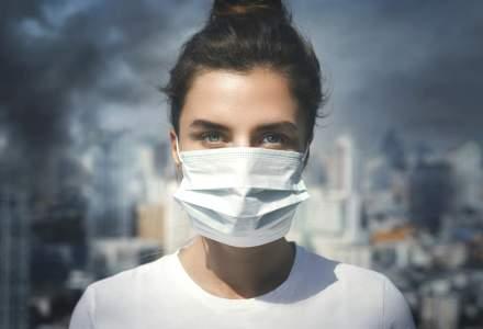 Capitala riscă amenzi de 400.000 de euro pe zi din cauza poluării masive