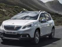 Noul crossover Peugeot 2008...