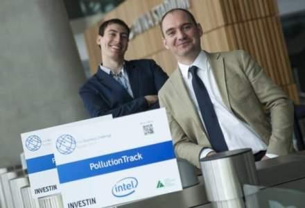 Trei tineri, printre care si un profesor la Politehnica, lanseaza un aparat care iti arata cat de poluat este locul in care te afli