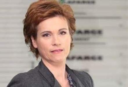 Lafarge Romania va avea din septembrie un nou director general: Sonia Artinian, promovata in birourile din Franta