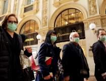 Coronavirus Italia: Câte...