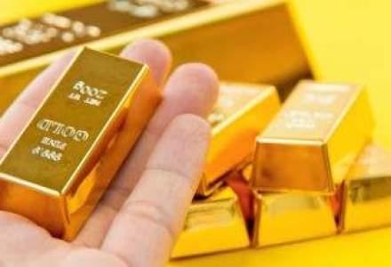 BCR a vandut peste doua tone de aur cu 300 mil. lei