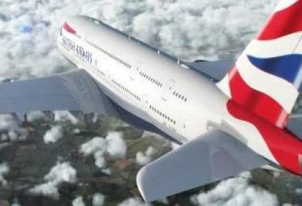 Prima aeronava A380 a companiei British Airways a sosit pe Heathrow