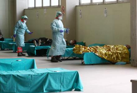 CORONAVIRUS   Medicii italieni, nevoiți să aleagă pe cine salvează