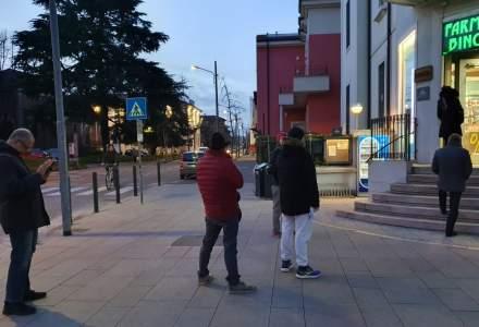 Mărturia unui român de lângă Milano: Nu ai voie sa ieși din casă decât ca să mergi la job, la magazin sau pentru urgențe medicale