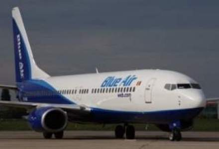 Blue Air introduce Check-in-ul comun