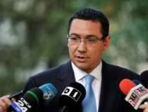 Ponta: Vreau sa vad politisti...