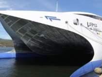 Cea mai rapida nava din lume...