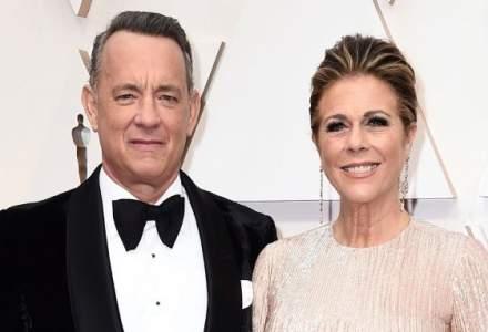 Soții Tom Hanks si Rita Wilson, 63 de ani, diagnosticați cu coronavirus