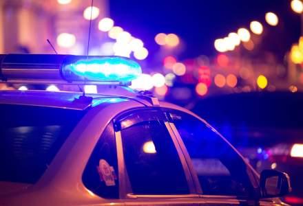 Un vâlcean izolat acasă a plecat beat la plimbare cu maşina şi a făcut accident