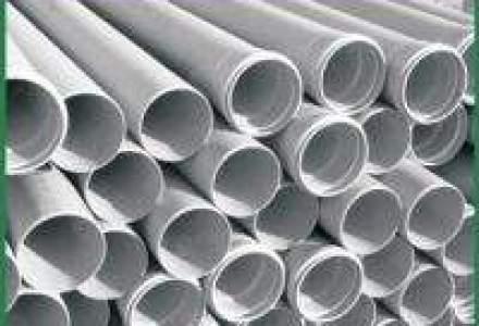 Teraplast a investit peste 4 mil. euro in relocarea fabricii de tevi PVC din Bistrita
