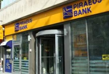 Piraeus Bank isi reconfigureaza divizia de IMM