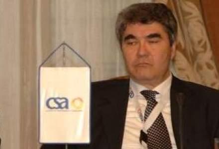 Un fost vicepresedinte al CSA, numit sef la EximAsig