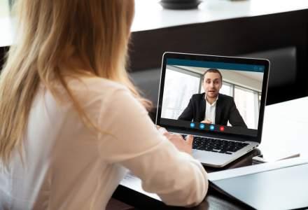 Schimbare pe piața muncii: tot mai multe companii s-au adaptat la noul context și apelează la video interviuri