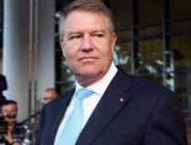 Președintele Klaus Iohannis...