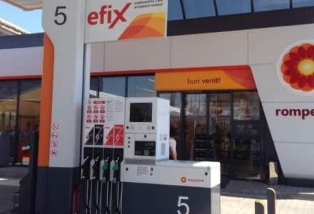Măsuri în benzinăriile Rompetrol pentru a preveni răspândirea COVID-19