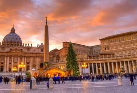Vatican: Toate celebrările liturgice din Săptămâna Paştelui vor avea loc fără credincioşi în Piaţa Sf. Petru