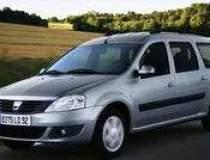 Dacia a lansat Logan MCV...