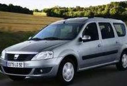 Dacia a lansat Logan MCV facelift, de la 8.400 euro