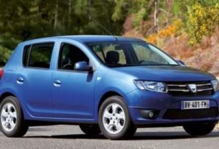 Vanzarile Dacia au crescut cu 16,5% in primul semestru