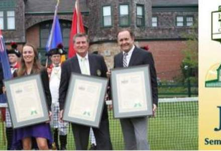 Ion Tiriac a fost inclus in International Tennis Hall of Fame, alaturi de Martina Higins sau Charlie Pasarell