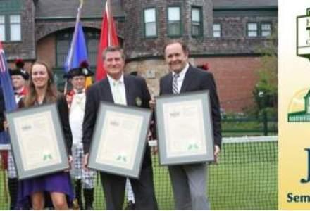 Ion Tiriac a fost inclus in International Tennis Hall of Fame, alaturi de Martina Higins sau Charlie Pasarell