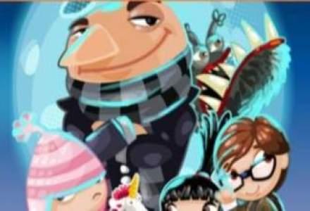 "Animatia ""Sunt un mic ticalos 2"" continua sa fie pe primul loc in cinematografele americane"