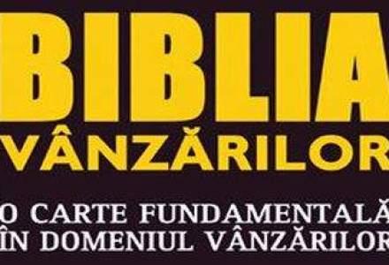 Cartea saptamanii: Biblia vanzarilor [VIDEO]