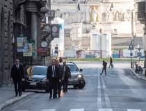 Papa, pe jos pe străzile...