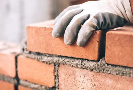 Lucrările de construcţii au crescut în volum cu 48%, inainte ca sectorul sa fie lovit de coronavirus