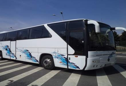 COVID-19 | O firmă de transport pune AUTOCARELE la dispoziția autorităților și a companiilor private