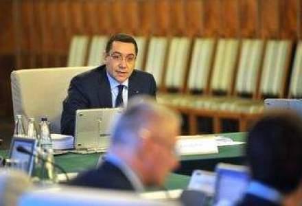 Ponta, catre IMM-isti: Felicitari pentru ca inca mai supravietuiti